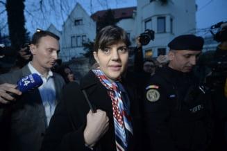 Kovesi a iesit de la audieri dupa 6 ore si spune ca Adina Florea i-a interzis sa vorbeasca cu presa: Este o masura de a-mi inchide gura