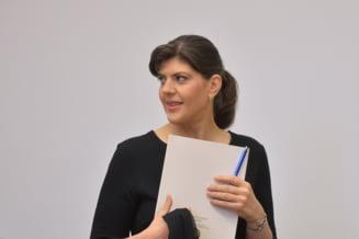 Kovesi pleaca in aplauze: Incepand de astazi nu voi mai lucra in DNA (Video)