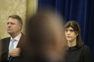 """Kovesi se intreaba daca procurorii-sefi sunt de acum """"subordonati discretionar"""": Decretul lui Iohannis lasa un mare semn de intrebare"""