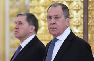 """Kremlinul acuză Occidentul că încearcă să creeze un """"cordon de instabilitate"""" în jurul Rusiei: Au desfăşurat o luptă geopolitică pentru Republica Moldova"""