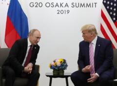 Kremlinul atrage atentia ca publicarea transcriptului discutiilor Trump-Putin trebuie sa aiba consimtamantul Moscovei