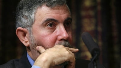 Krugman: Zona euro trebuie sa accepte o inflatie de 4 la suta