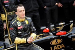 Kubica, aproape de o revenire miraculoasa in Formula 1