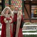 Kurt Russell si Goldie Hawn, de 37 de ani impreuna, redevin domnul si doamna Claus