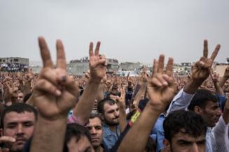Kurzii cer proclamarea autonomiei in sud-estul Turciei