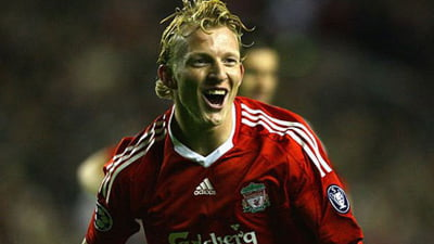 Kuyt a facut spectacol in Liverpool - Manchester United