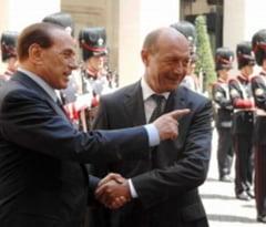 L'Espresso: Basescu, Berlusconi din Balcani