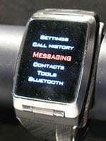 LG Watch Phone - un gadget vedeta (VIDEO)