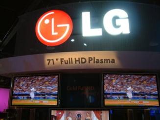 LG a afisat pierderi de aproape jumatate de miliard de dolari