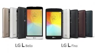LG lanseaza doua smartphone-uri pentru incepatori