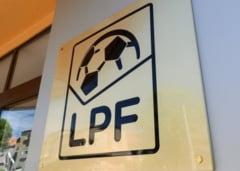 LPF a anuntat noul clasament al Ligii 1, dupa ce trei echipe au fost depunctate