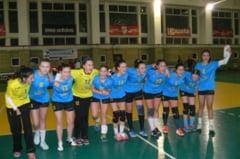 LPS Braila - Danubius Galati 24-23 (11-16): Derby cu final fericit pentru elevele lui Cristian Preda