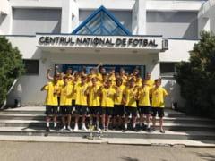 LPS Cluj-Napoca Campioana la U 17! Am invins Academica Clinceni in finala - FOTO