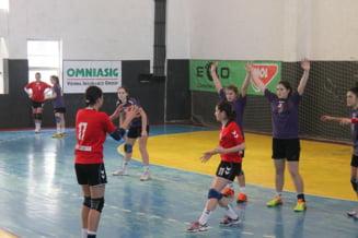 LPS Slatina a invins CSS Caracal. Ambele merg la turneul semifinal