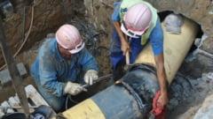 LUCRARI VITAL MIERCURI, 21 FEBRUARIE - Furnizarea apei potabile sistata pe mai multe strazi din Baia Mare