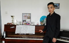 La 15 ani, Eduard Camen, invitat pe scena Ateneului Roman