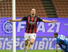 La 39 de ani, Zlatan Ibrahimovic este erou la Milan. Suedezul a dat doua goluri la Napoli si este golgeterul Italiei
