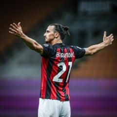 """La 39 de ani, Zlatan Ibrahimovic este golgheterul Italiei. """"Fotbalul este cel mai bun prieten al meu. Fara asta, ma simt pierdut"""""""