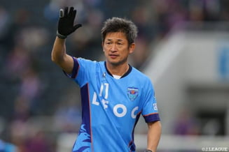 La 53 de ani, un japonez este cel mai in varsta fotbalist, in activitate