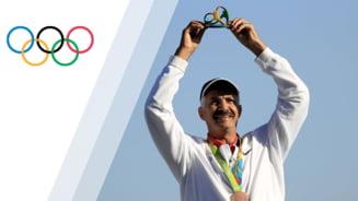 La 57 de ani, a câștigat o nouă medalie olimpică