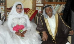 La 92 de ani si-a ales o mireasa cu 70 de ani mai tanara