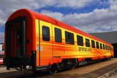La Arad se fabrica vagoane de tren pentru Italia si Cehia!