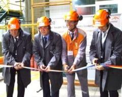 La ArcelorMittal A Fost Inaugurata Prima Linie De Productie Infiintata Dupa 1990 Investitie 15 Milioane Euro