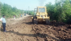 La Balcesti, va incepe modernizarea drumurilor agricole