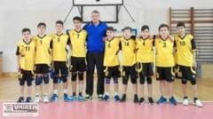 La Blaj, in 5-9 aprilie, turneul final al Campionatului National de minivolei masculin | Intre primele 8 echipe din tara, CSS Blaj si CS Ocna Mures!