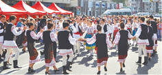 "La Campina - Festivalul ""Serbarile Toamnei"""