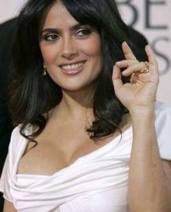 La Cannes, Salma Hayek va juca poker pe un milion de dolari