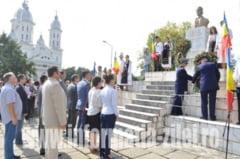 La Carei s-au comemorat 142 de ani de la moartea lui Avram Iancu