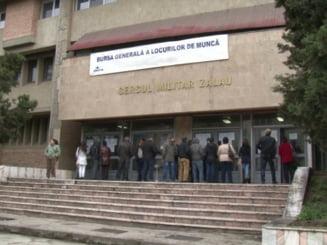 La Cercul Militar, Bursa locurilor de munca pentru absolventi