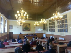"La Facultatea de Teologie a ULBS a inceput conferinta nationala ""Text si discurs religios"""
