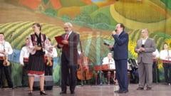 La Iasi a debutat Festivalului folcloric international *Trandafir de la Moldova* - FOTO