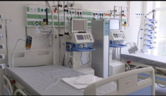 """La Institutul """"Marius Nasta"""" s-a eliberat complet sectia ATI-COVID, pentru dezinfectie conform protocoalelor"""