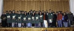 La Liceul Forestier din Curtea de Arges se fac pregatiri pentru plecarea in Spania