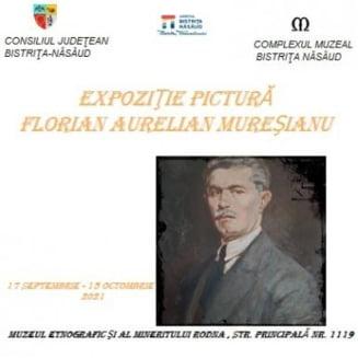 """La Muzeul Etnografic si al Mineritului Rodna, va avea loc deschiderea expozitiei de pictura """"Florian Aurelian Muresianu"""""""