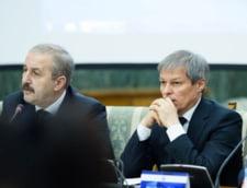 La PSD a aparut prima motiune de cenzura la adresa Guvernului Ciolos. Ce spune Dragnea