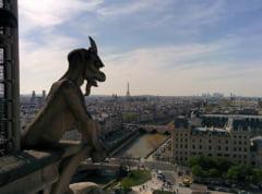 La Paris se circula azi ca pe vremea lui Ceausescu: Doar masinile cu numere pare