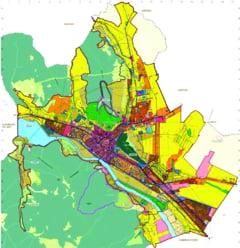 La Piatra-Neamt, Dezbatere pentru Planul Urbanistic