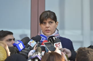 La Repubblica: Kovesi, eroina natiunii, se teme ca ordonanta 13 ar putea intra in vigoare