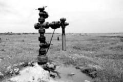 La Schela, hotii de fier vechi provoaca eruptia unei sonde