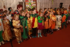 "La Scoala Gimnaziala ""Nicolae Balcescu"" - Toamna, din nou in festival"