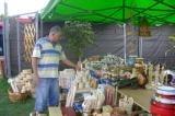 La Targul din Tandarei, printre ceaoane, terase, tarabe si ... ringhispiruri