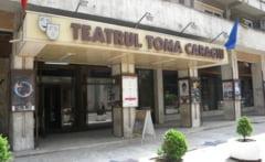 La Teatrul Toma Caragiu Ploiesti, bate gongul pentru sarbatorile de iarna!