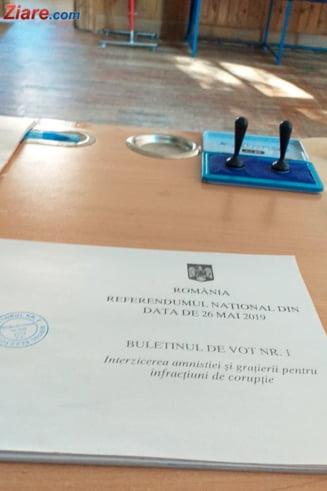 La Vaslui, se renumara voturile de la referendum