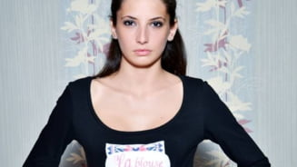 La blouse roumaine: Fii eleganta, in stil romanesc