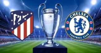 La ce hoteluri s-au cazat Chelsea si Atletico Madrid la Bucuresti