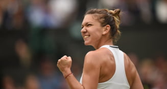 La ce ora va evolua Simona Halep luni in optimile de la Wimbledon